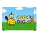 ¡Los polluelos me cavan! iPad Mini Protectores