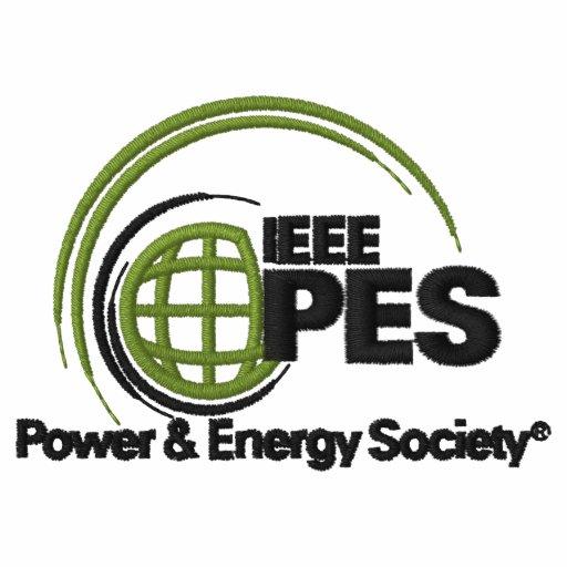 Los polos de IEEE de los hombres bordados del PES