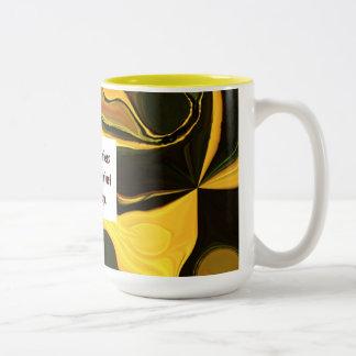 los portadores postales pierden su cremallera taza de café