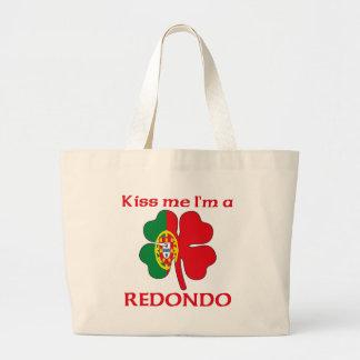 Los portugueses personalizados me besan que soy Re Bolsa De Mano