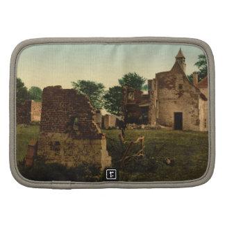 Los pozos de Hougoumont, Waterloo, Bélgica Planificador