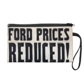 Los precios de Ford redujeron 1920