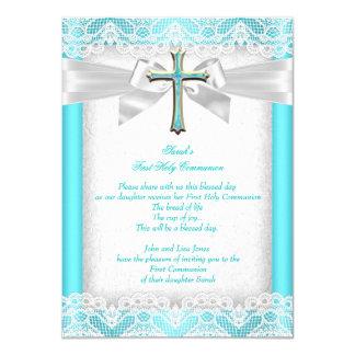 """Los primeros 1ros chicas de la comunión santa invitación 4.5"""" x 6.25"""""""