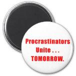 Los Procrastinators unen el imán