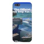 Los productos oficiales del club de fans del barco iPhone 5 cobertura