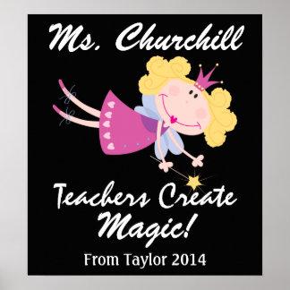 Los profesores crean la magia - poster - SRF