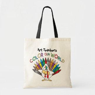 Los profesores de arte colorean nuestro mundo