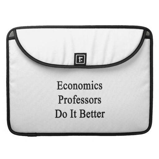 Los profesores de economía mejora fundas para macbook pro