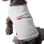 Los profesores de gimnasio se divierten más camisetas de perro
