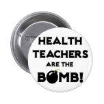 ¡Los profesores de la salud son la bomba! Pins