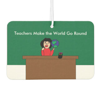 Los profesores hacen que el mundo va alrededor