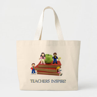 Los profesores inspiran bolsas
