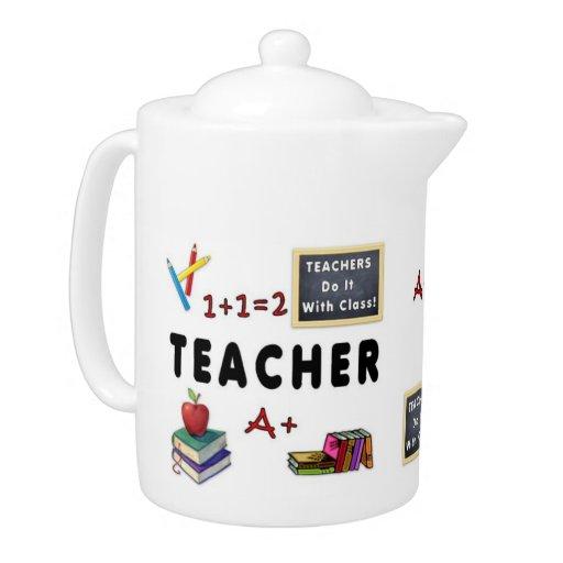Los profesores lo hacen con la clase
