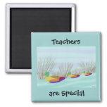 Los profesores son imán especial del pato