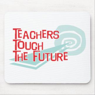 Los profesores tocan el futuro tapetes de raton