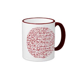 Los programadores tienen habilidades programadas m taza de café