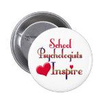 Los psicólogos de la escuela inspiran pin