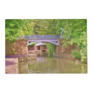 Los puentes del jardín de Sydney Tapete Individual
