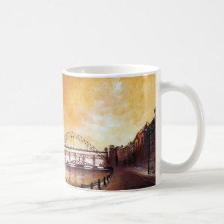 Los puentes, Newcastle sobre la taza de Tyne