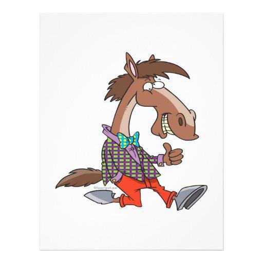 los pulgares divertidos suben el dibujo animado ne tarjetas informativas