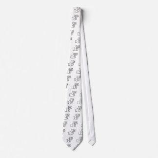 Los pulgares para arriba tienen gusto del icono de corbatas personalizadas