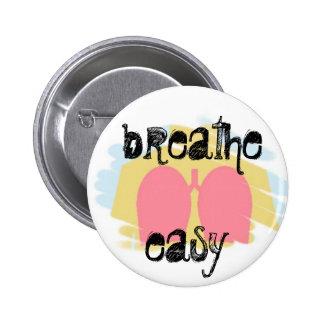 Los pulmones respiratorios de la terapia respiran  pin