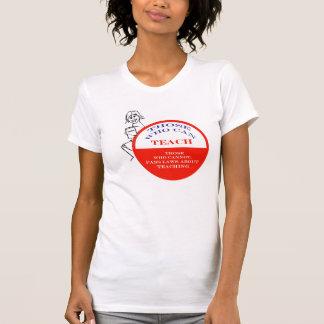 Los que pueden enseñar a 2 camisetas