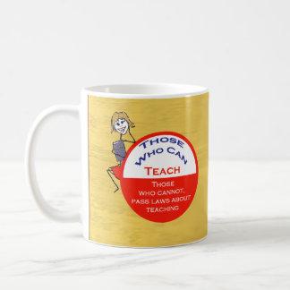 Los que pueden enseñar a la figura del palillo taza de café