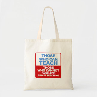 Los que pueden enseñar al bolso del profesor bolsas