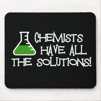 Los químicos tienen todas las soluciones tapetes de ratones