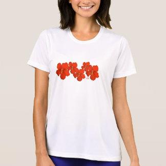 Los racimos del ~ de la camiseta de Kauai de