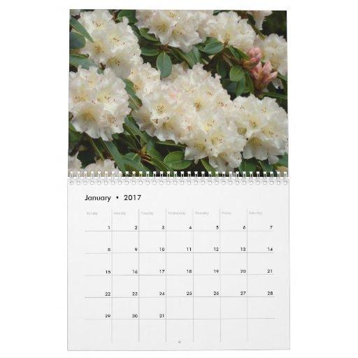 Los RAMOS de la FLOR para la MAMÁ hacen Calendario