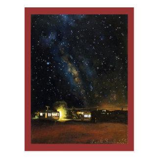 Los Rancheros Postcard