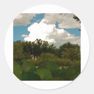 Los Ranchos, NM Classic Round Sticker