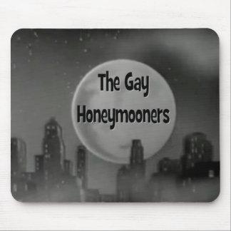 Los recién casados gay tapete de ratones