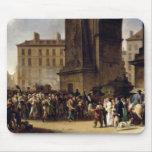 Los reclutas de 1807 tapetes de ratones