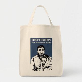 Los refugiados acogen con satisfacción la bolsa de