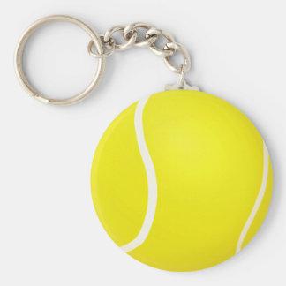 Los regalos baratos del tenis ABULTAN ningunos Llavero Redondo Tipo Pin