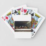 Los regalos de la última cena baraja de cartas