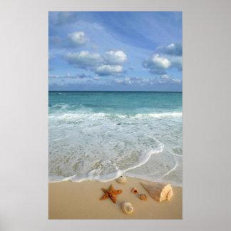 Los regalos de Neptuno paisaje marino Impresiones