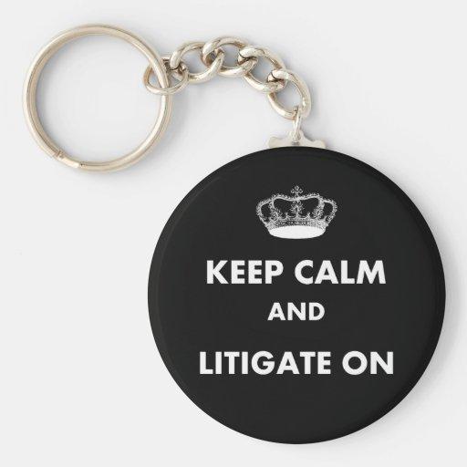 Los regalos del abogado/del estudiante de Derecho  Llaveros Personalizados