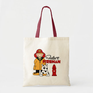 Los regalos del bombero de los niños futuros del b
