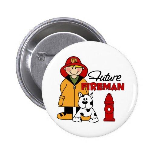 Los regalos del bombero de los niños futuros del b pin
