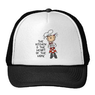 Los regalos del cocinero gorras de camionero