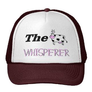 Los regalos del Whisperer de la vaca Gorro