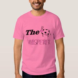 Los regalos del Whisperer de la vaca Polera
