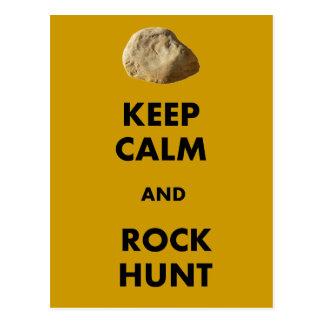 """Los regalos divertidos del geólogo """"guardan calma postal"""