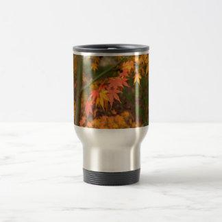 Los regalos en caída colorean productos múltiples taza térmica