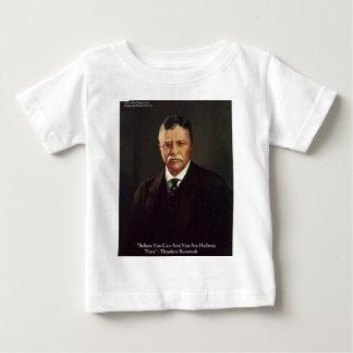 Los regalos/las camisetas de la cita del uno mismo poleras