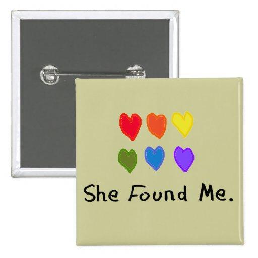 """Los regalos lesbianos """"ella me encontró. """" pins"""